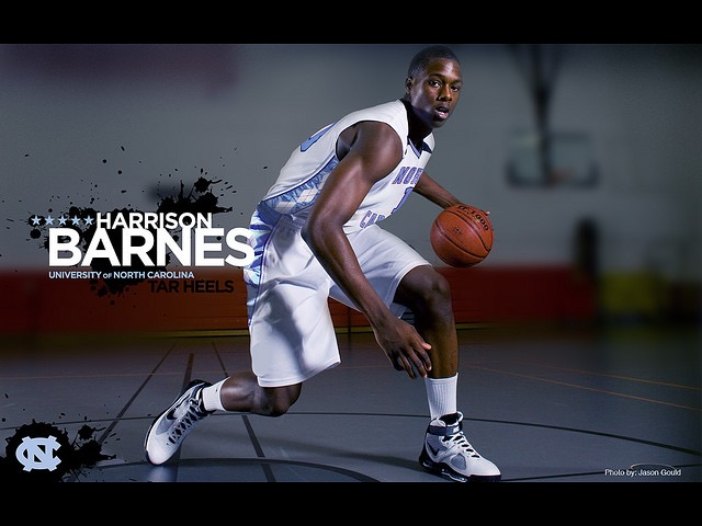 ハリソンバーンズ