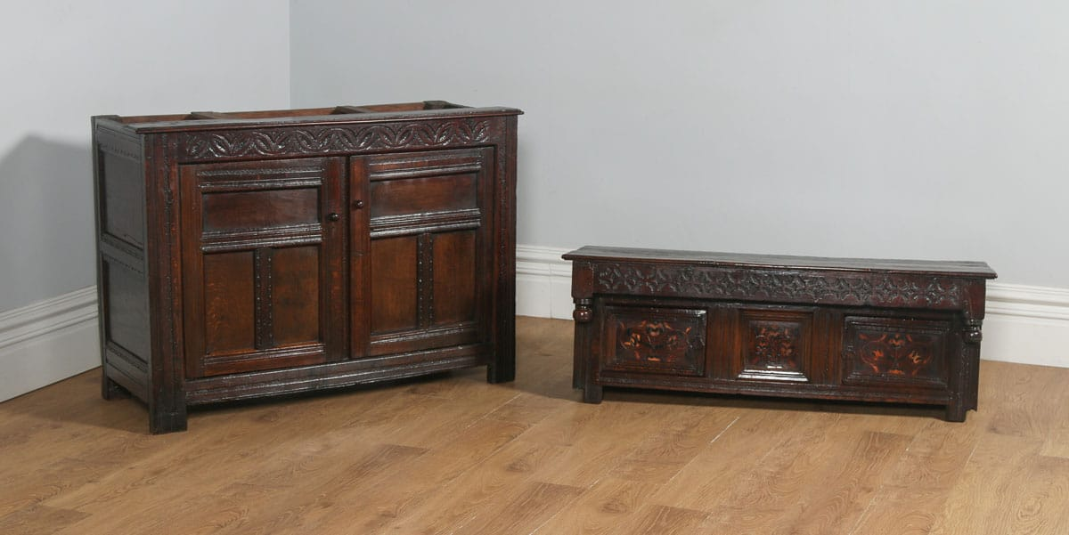 Sofas For Sale East Yorkshire Antique Charles Ii Yorkshire Inlaid Marquetry Oak Court