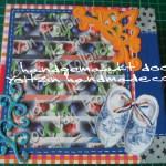 scrapbook mini album