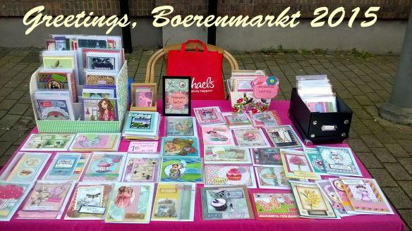 Yoltzin handmade - Boerenmarkt 2015 Belgium