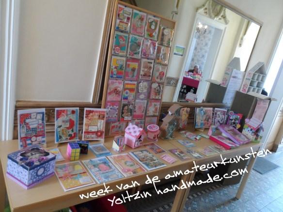 Yoltzin handmade - WAK 2014 - Belgium
