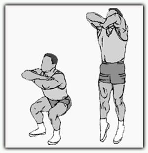 cara membentuk otot paha