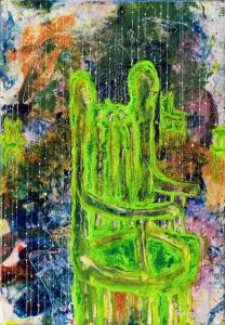 2014緑の椅子