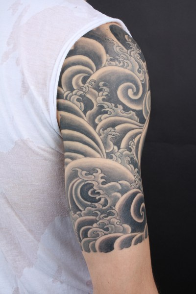 black and gray tattoo | Tattooing & Art by Yoni Zilber