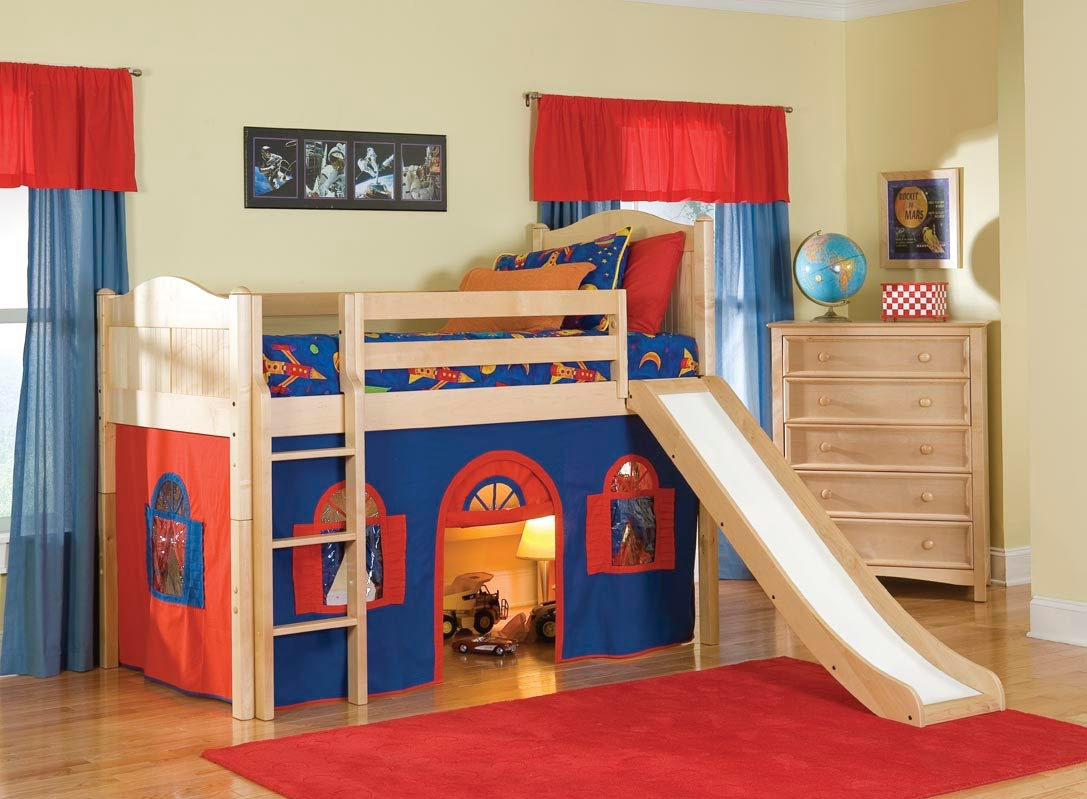 Themed Toddler Beds Decorating Children S Room With Kids Beds Yonohomedesign