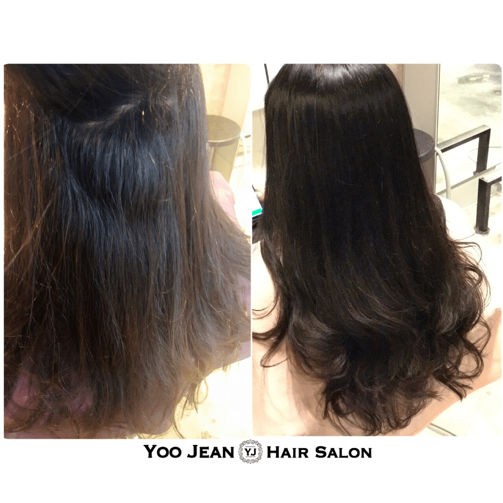 Hair Salon 1 Digital Perm Yoo Jean 39s Hair Salon Korean Hair Salon