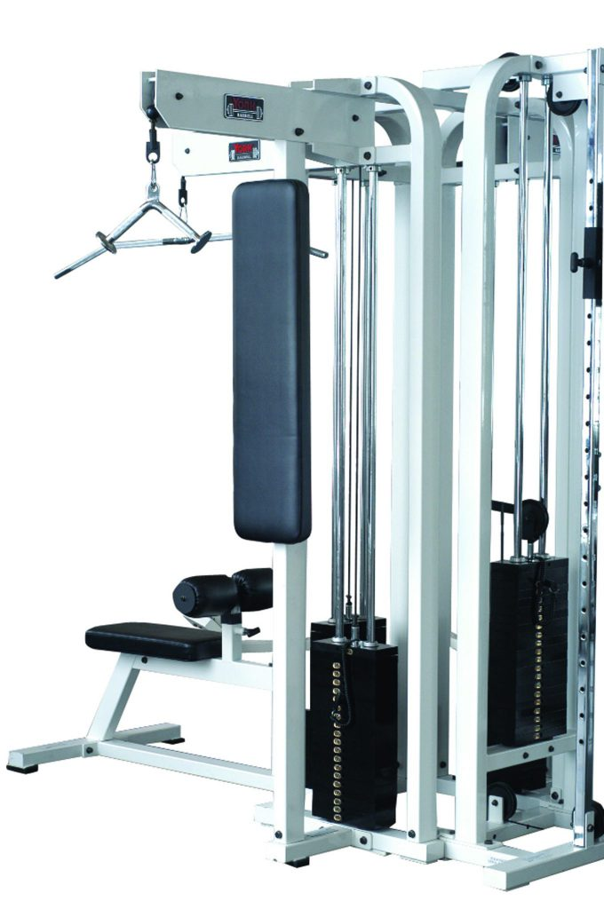 Sts Tricep Station Commercial Gym Equipment York Barbell