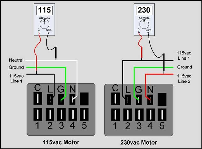 x13 motor schematic