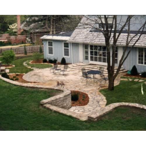 Medium Crop Of Backyard Living Area