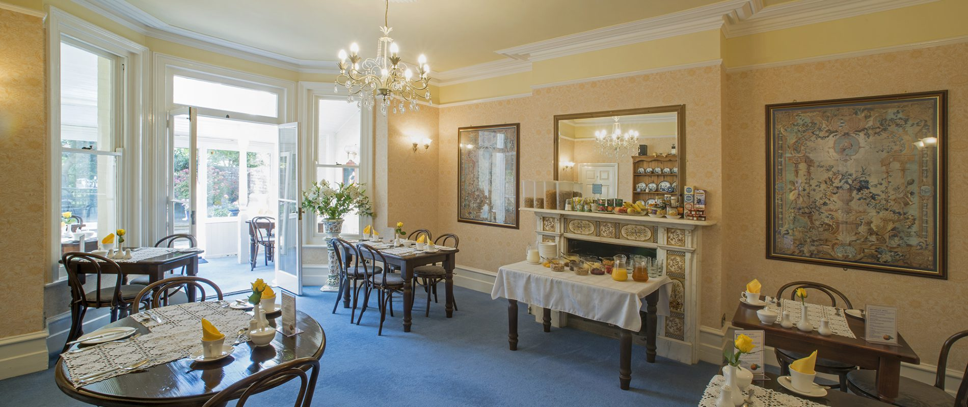 Bed And Breakfast Broadstairs Yorke Lodge Bed And Breakfast Canterbury Kent 01227 451243