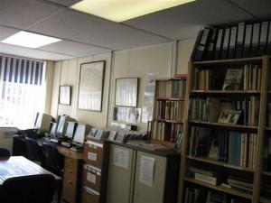 York Family History Society Study Room
