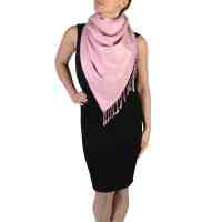 Dusty Pink Pashmina Scarf Shawl Wrap  York Shawls