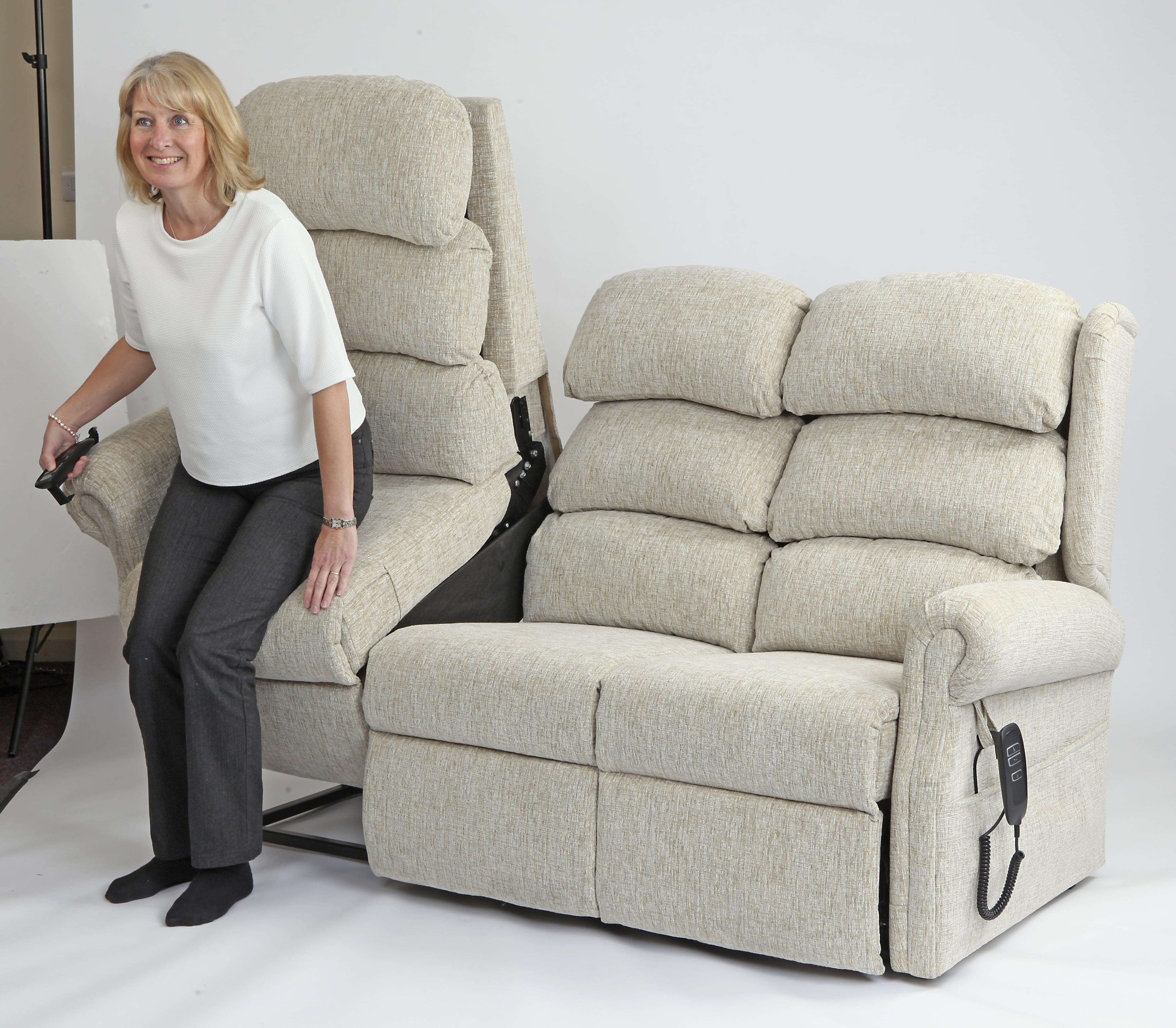 Riser Recliner Settees Yorkshire Care Equipment