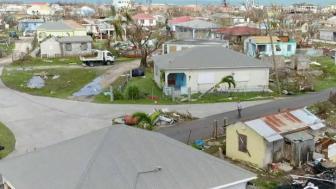 Caribbean Township Damaged