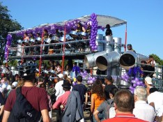 Steel Band & Floats