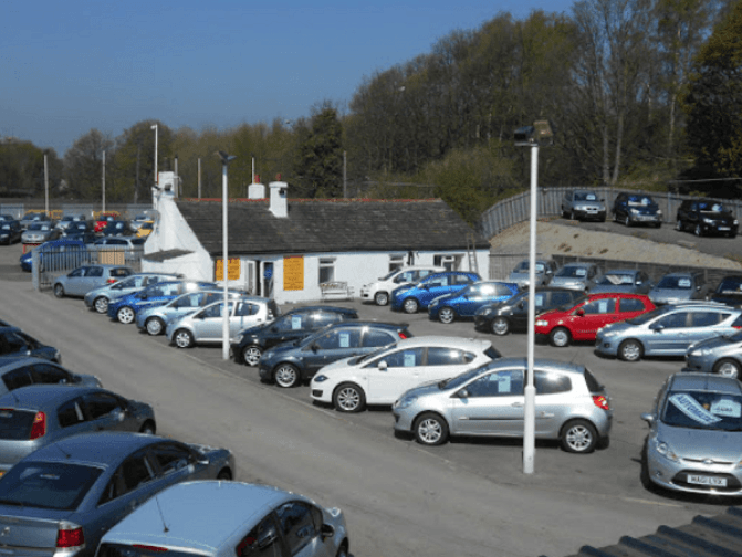 Buy a new car in Yorkshire