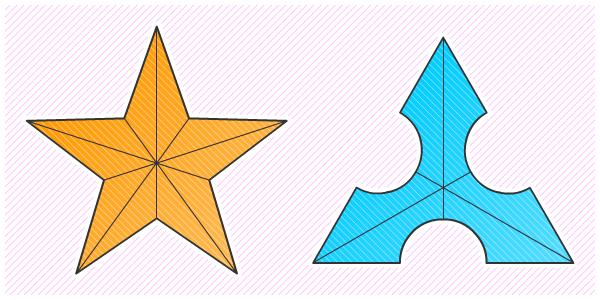 Kumpulan Soal Bangun Datar Smk Rumus Dasar Matematika Bangun Datar Di Atas Manakah Yang Simetris Apabila Bangun Datar