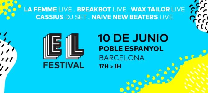 Las mejores bandas francesas del momento en EL FESTIVAL de Barcelona: LA FEMME, BREAKBOT, WAX TAILOR, CASSIUS Dj Set y NAIVE NEW BEATERS