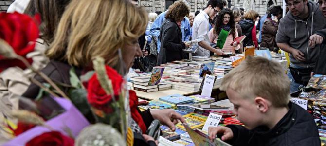 5 canciones y 5 libros imprescindibles para Sant Jordi