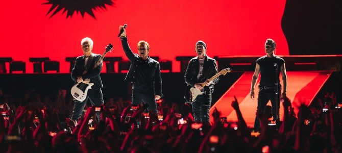 LLEGA A EUROPA LA GIRA DE U2: THE JOSHUA TREE TOUR 2017