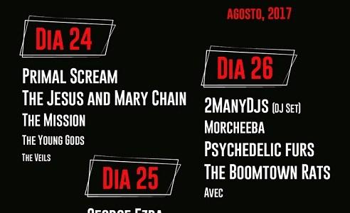 ¡Ya está aquí el EDP Vilar de Mouros 24, 25 y 26 de Agosto!