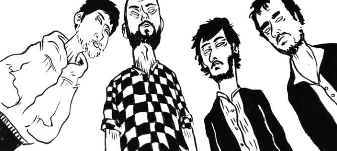 """Alborotador Gomasio: """"La reacción impotente"""", primer adelanto de su nuevo álbum."""