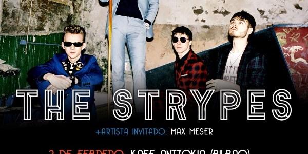 The Strypes regresan a España con el tour the great expectation.
