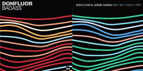 """DON FLUOR presenta el vídeo-single """"May be it was a Trip""""."""