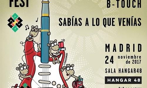 El MÚSICA POR SIRIA FEST llega a su fín con un último concierto en Madrid.