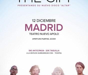 "THE GIFT presentará ""Altar"" en MADRID"