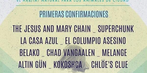 Primeras confirmaciones del Festival Tomavistas 2018