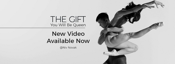 "Nuevo video y single THE GIFT ""You Will Be Queen"""