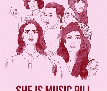 SHE IS MUSIC PILL, evento homenaje a los iconos femeninos de la música.
