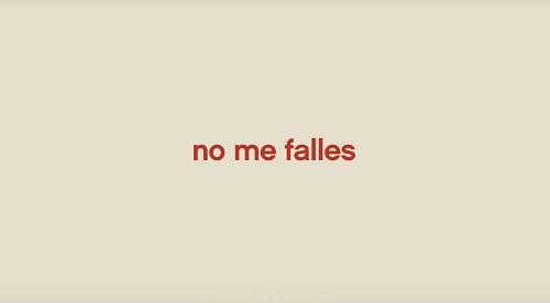 """MODELO DE RESPUESTA POLAR estrena el vídeo de """"No me falles"""""""