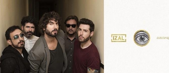 """IZAL publica """"Autoterapia"""", su cuarto disco de estudio."""