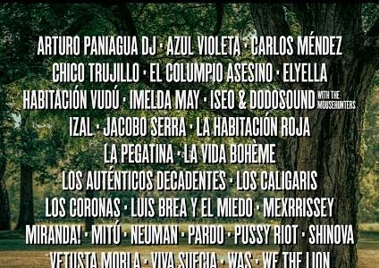 15 Nuevas confirmaciones para el Festival PORTAMÉRICA.