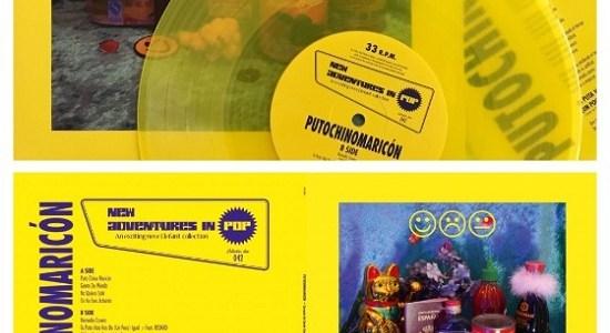 """PUTOCHINOMARICÓN publica su disco de debut """"Corazón De Cerdo Con Ginseng Al Vapor"""""""