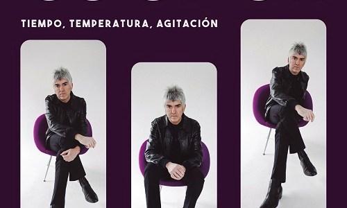 """COOPER Publica su quinto álbum """"Tiempo, Temperatura, Agitación""""."""
