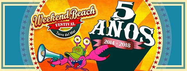 Un mes para que arranque el WEEKEND BEACH Festival.