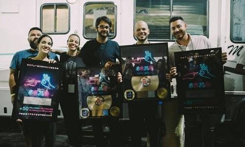 RESIDENTE consigue disco de oro y comienza su Gira Europea el próximo 28 de junio en Madrid.