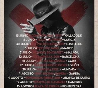 El EX-TOUR de BUNBURY llega a España.