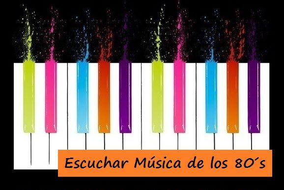 Escuchar Musica Gratis de los 80´s - 24 Horas Online