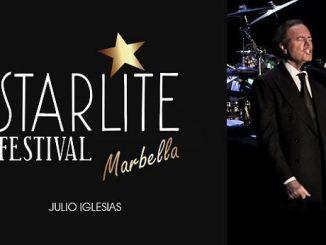 Julio Iglesias Cancela su Concierto en Starlite