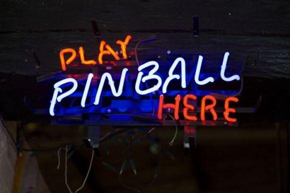 pinball here