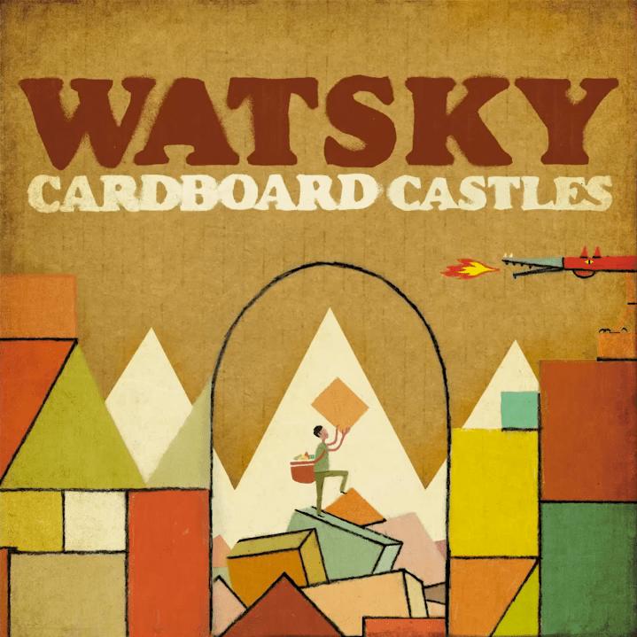 Watsky Wallpaper Quotes Watsky Cardboard Castles Review The Write Stuff