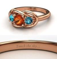 Beautiful Engagement Rings Inspired By Disney Princesses ...