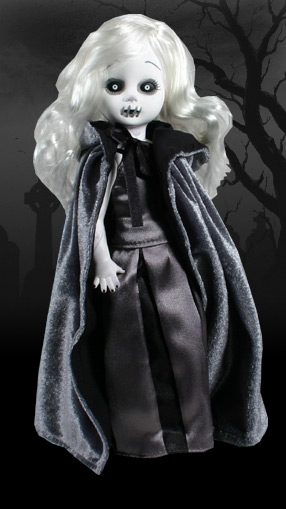 Bob Cut Drawing Mezco Toyz Living Dead Dolls 13th Anniversary A Visual