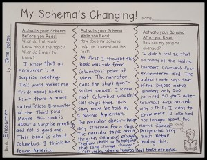 My Schema's Changing Blog Photo