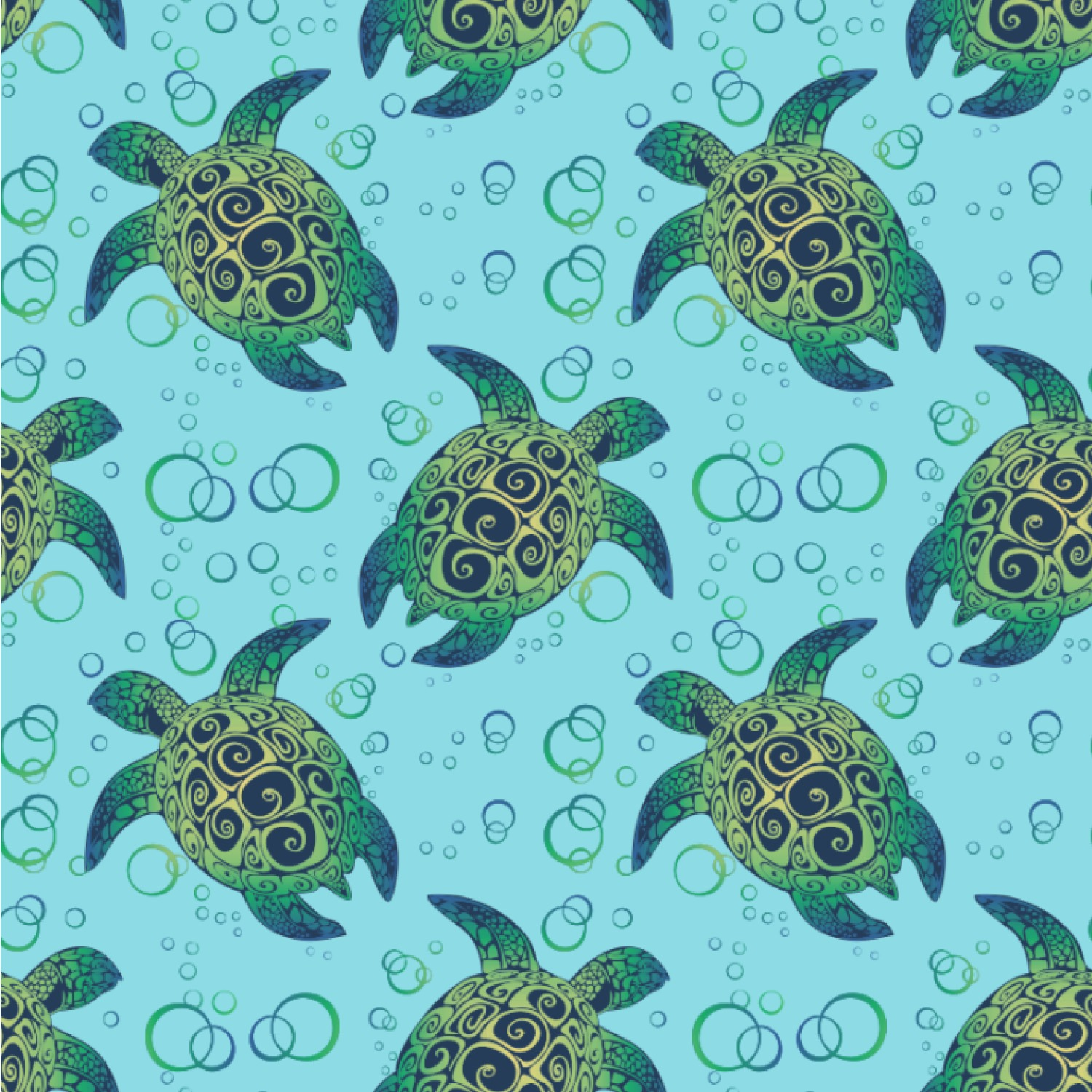 Sea Turtles Wallpaper Sea Turtles Wallpaper Surface Covering Water Activated 24