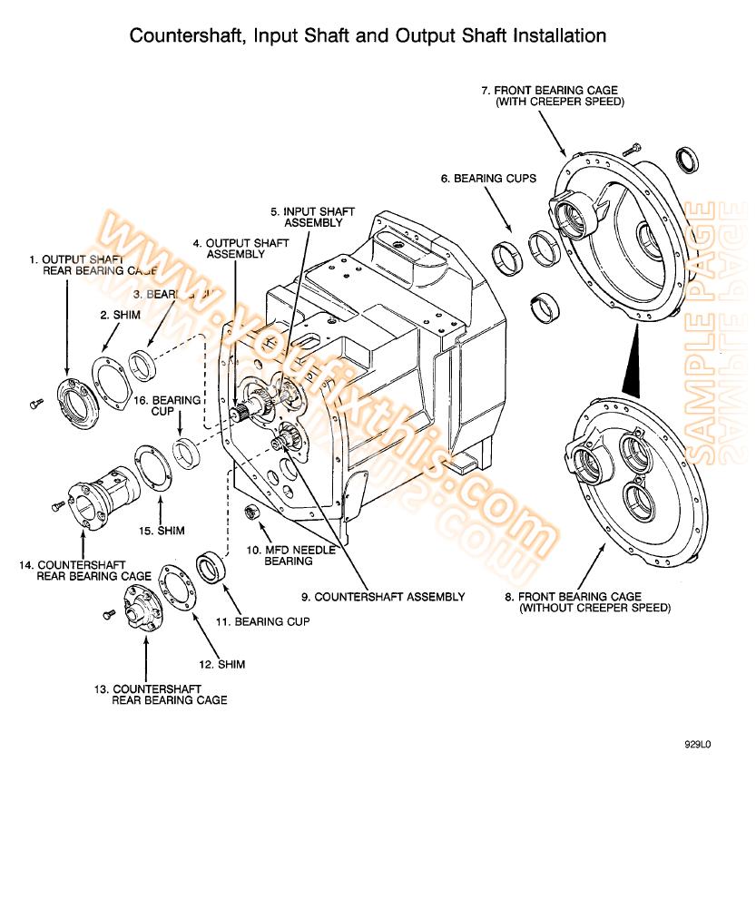 ih 7140 wiring diagrams